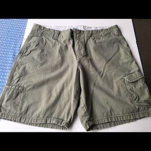 Gap Chino Girlfriend Shorts